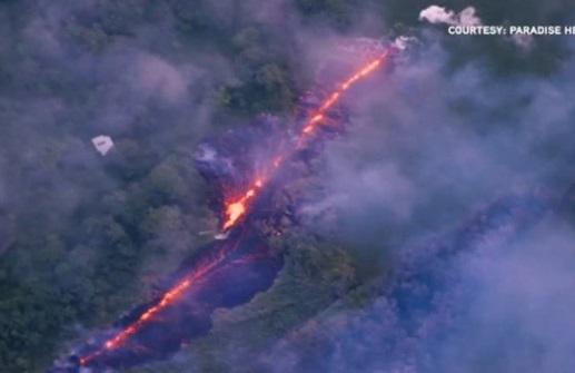 Thêm khe nứt dung nham- Hawaii thấp thỏm chờ đợi núi lửa Kilauea bùng nổ