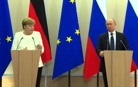 Thủ tướng Đức khẳng định sẽ duy trì quan hệ tốt với Nga