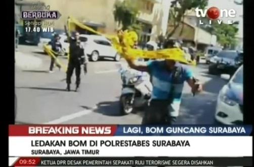 Tiếp tục nổ bom tự sát  tại Indonesia