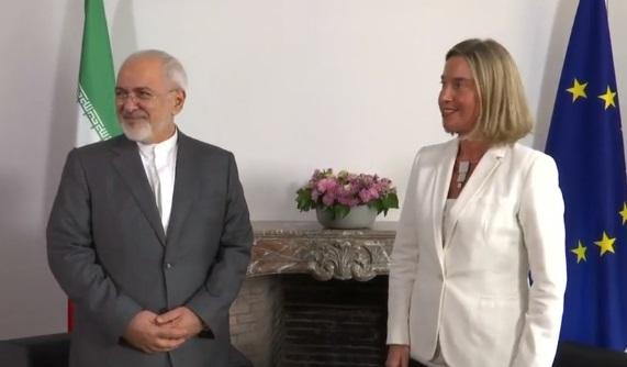 Iran và Liên Âu tìm cách duy trì hiệp ước vũ khí hạch tâm 2015