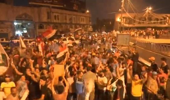 Giáo sĩ Sadr dẫn đầu cuộc bầu cử quốc hội Iraq