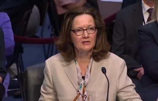 Thượng viện chuẩn thuận bà Gina Haspel vào chức vụ giám đốc CIA
