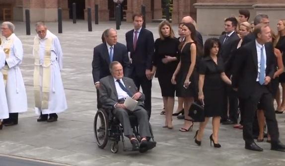 Cựu tổng thống George H.W. Bush được đưa vào bệnh viện ở Maine