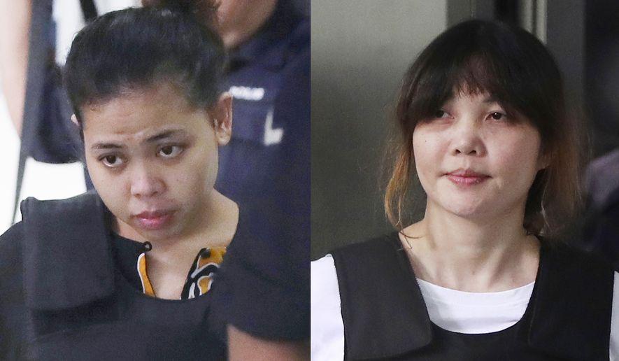 Công tố viên Malaysia: Đoàn Thị Hương là sát thủ được huấn luyện