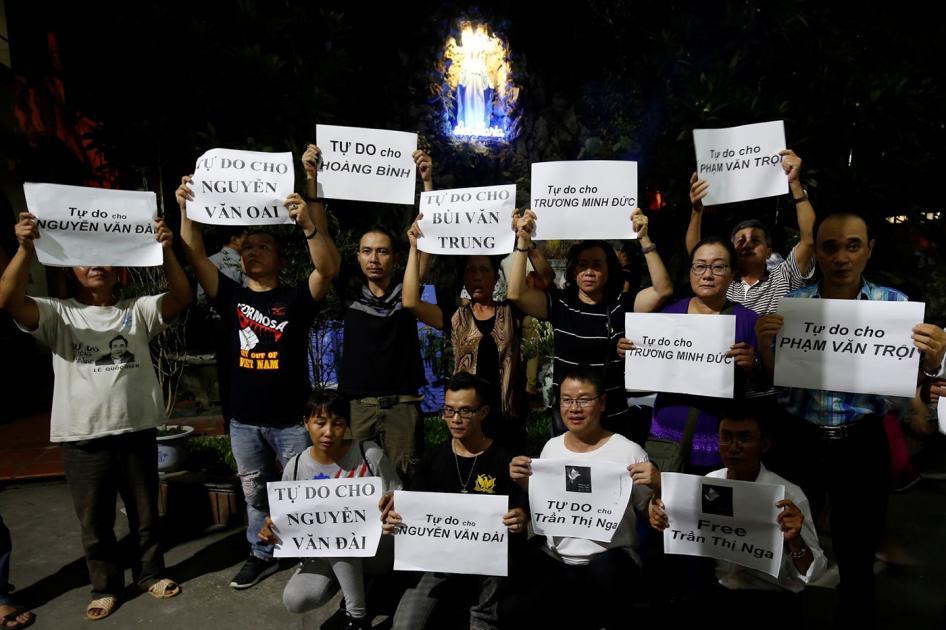 90 tổ chức kêu gọi EU bác bỏ hiệp định thương mại tự do với Việt Nam