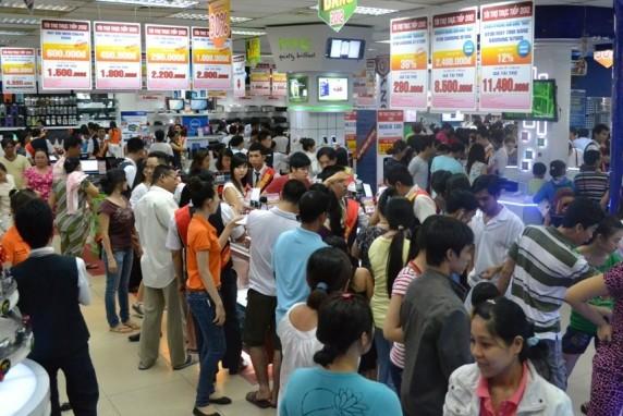 Bộ Công Thương CSVN muốn siêu thị mở cửa ngày lễ, không đại hạ giá quá 3 lần/năm