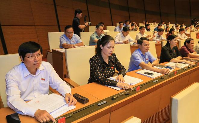 Quốc hội CSVN chọn không 'công khai nút bấm'