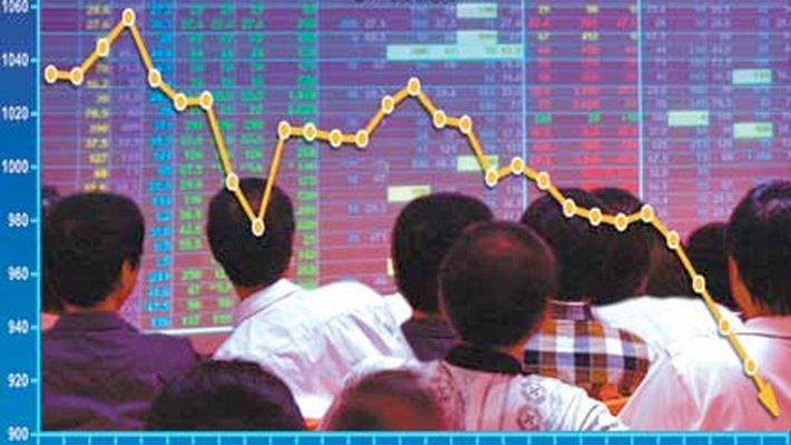 Thị trường chứng khoán lao dốc liên quan đến luật an ninh mạng
