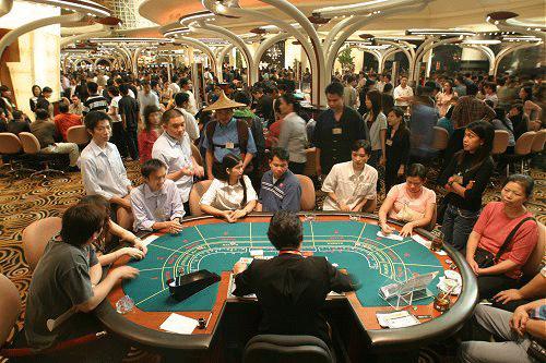 CSVN đề nghị cho dân vào casino chơi bài ở Phú Quốc
