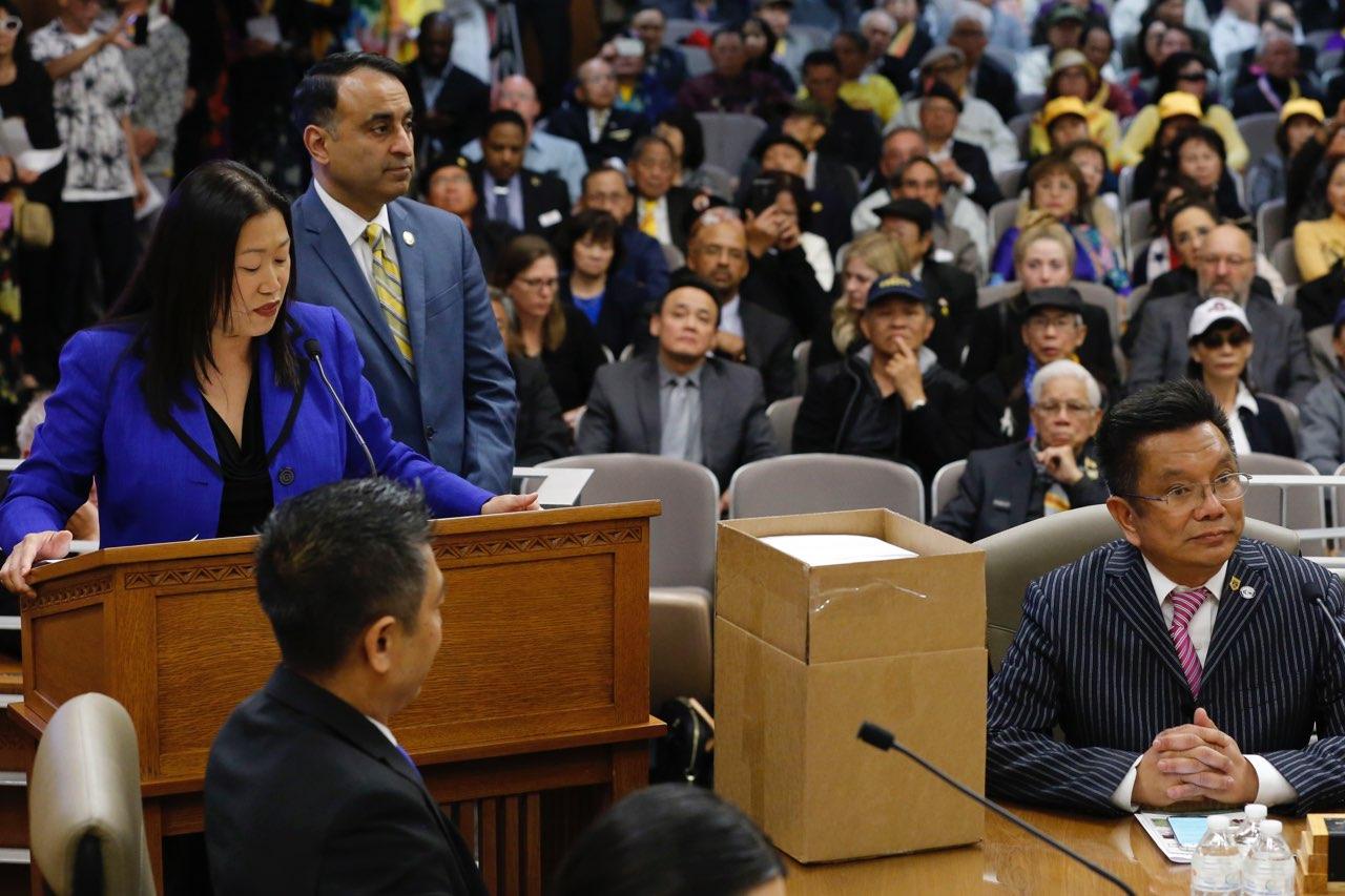 Ủy Ban Hạ Viện California chuẩn thuận dự luật SB 895 giảng dạy chiến tranh Việt Nam