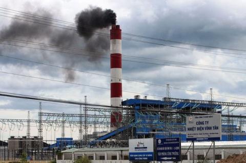 Xin bảo vệ an ninh đặc biệt cho nhà máy điện ô nhiễm Vĩnh Tân  95% vốn Trung Cộng