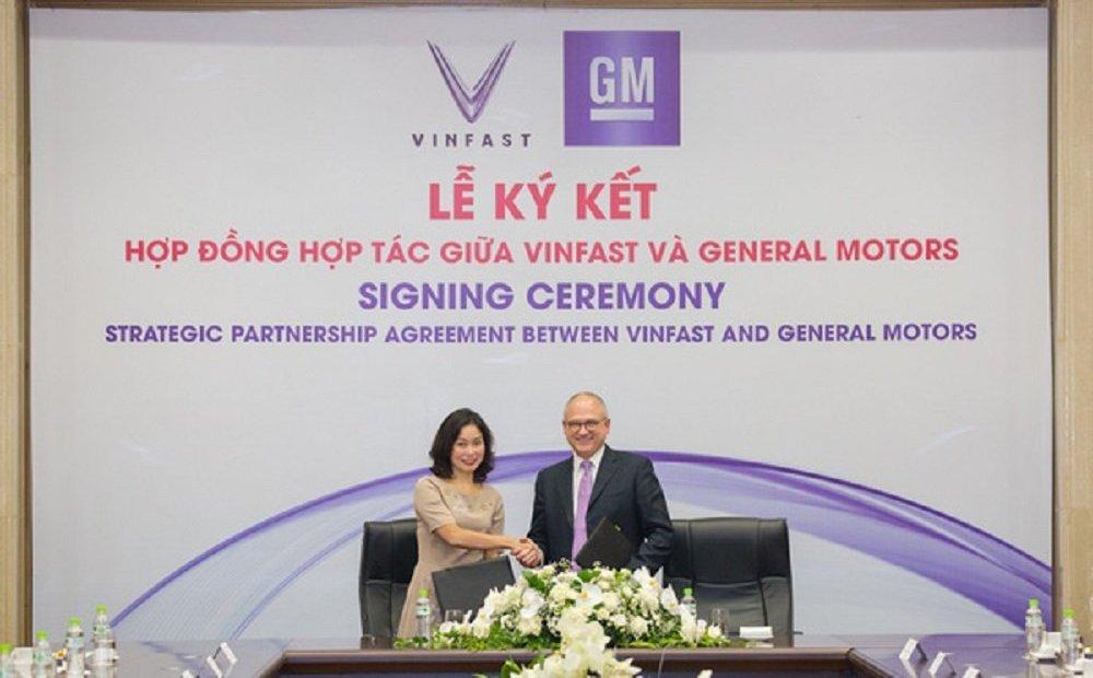 Chưa sản xuất chiếc xe hơi nào, Vinfast mua lại hệ thống đại lý của GM Việt Nam
