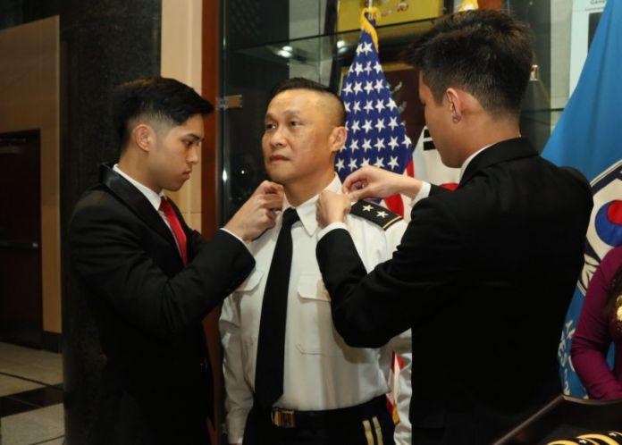 Tướng Lương Xuân Việt chính thức được gắn lon Thiếu Tướng
