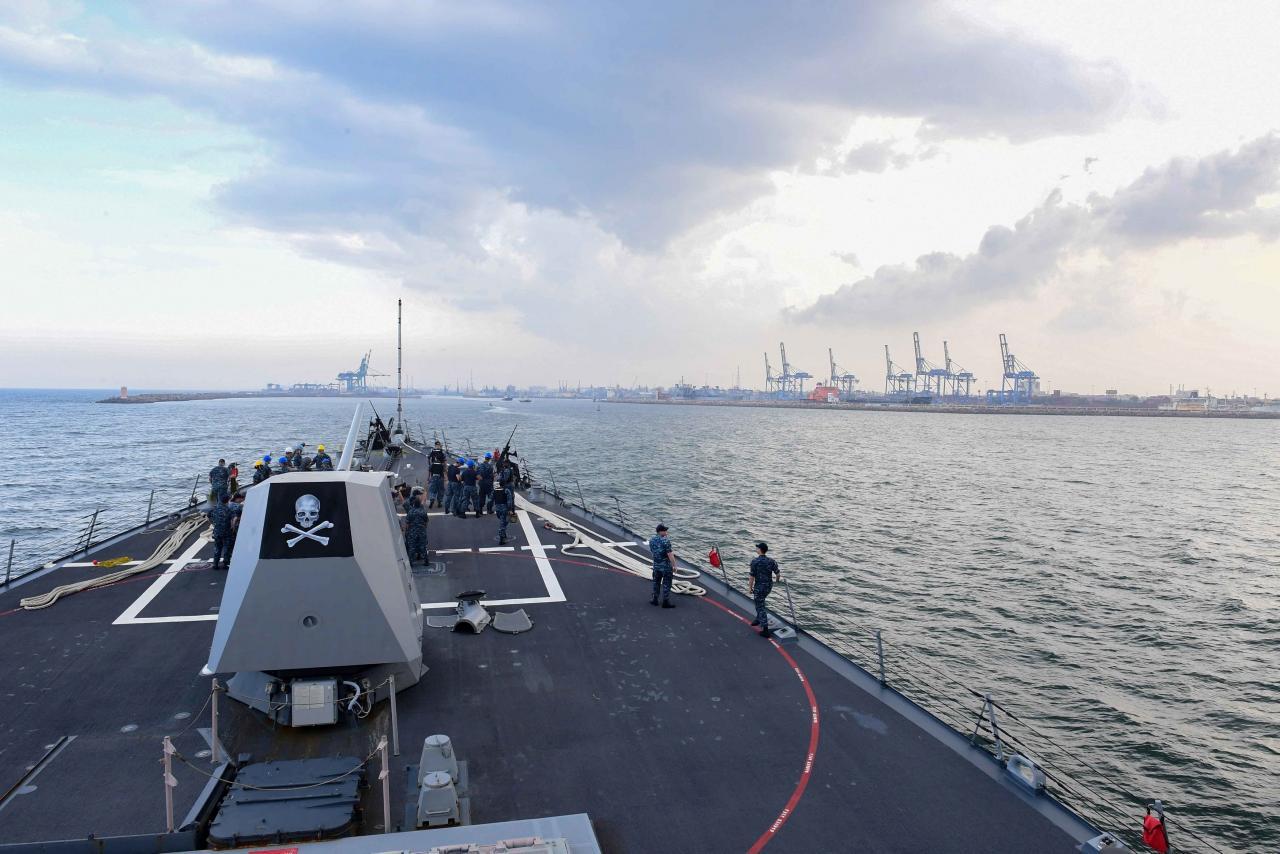 Ấn Độ, Nhật, Hoa Kỳ sẽ cùng tập trận lần đầu trên lãnh thổ Mỹ