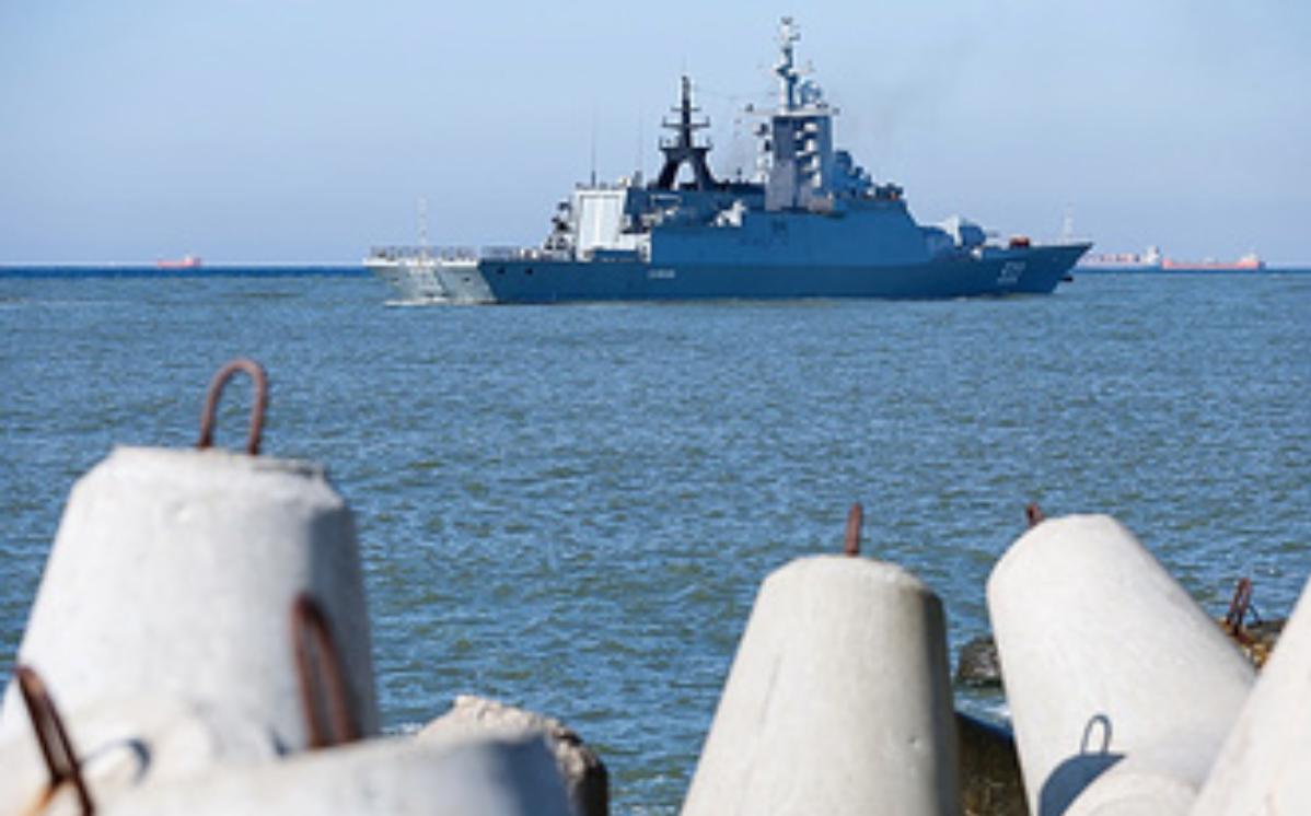Hạm Đội Thái Bình Dương Nga tập trận với hải quân CSVN tại Cam Ranh