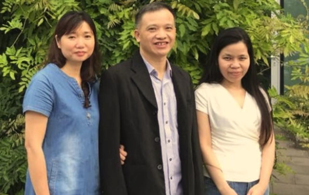 Từ Đức, luật sư Nguyễn Văn Đài gởi lời cảm ơn đến đồng bào hải ngoại, bè bạn quốc tế