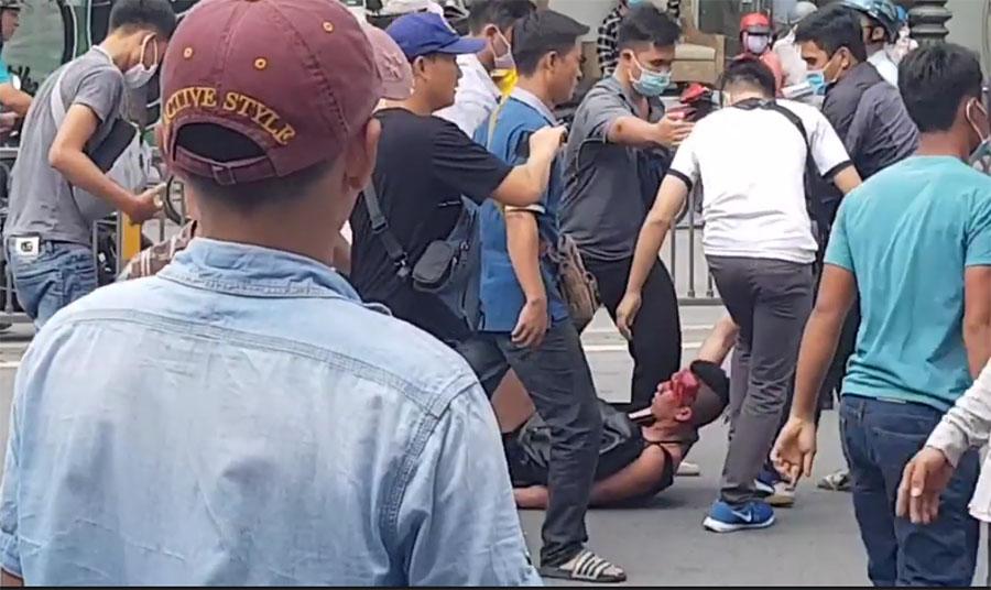 Bộ ngoại giao CSVN chối tội công an dùng vũ lực đối với Will Nguyễn