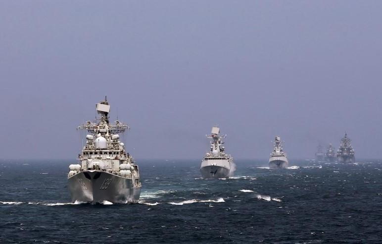 Trung Cộng thực hiện các cuộc tập trận với hỏa tiển phòng không ở Biển Đông