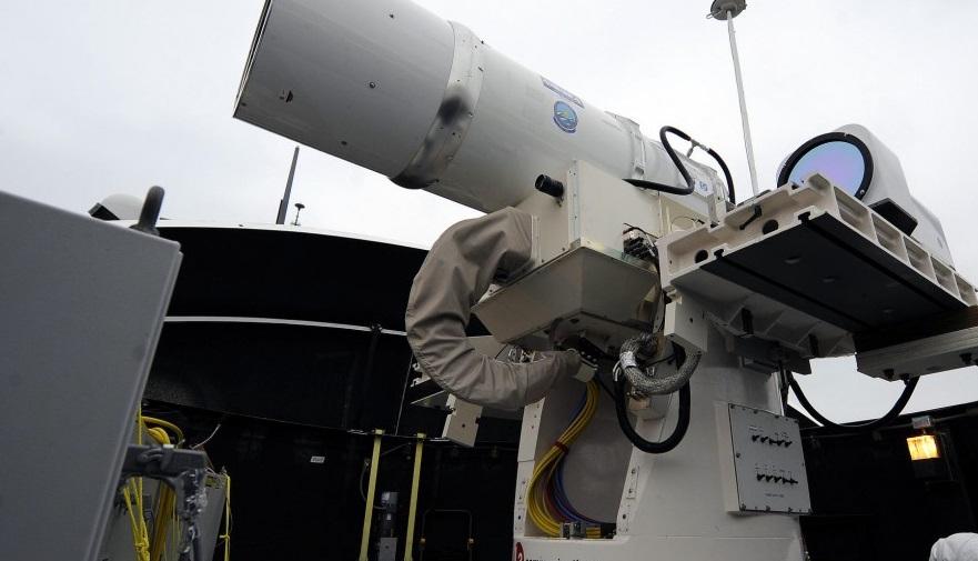 Hoa Kỳ nghi ngờ Trung Cộng bắn tia laser ở Thái Bình Dương