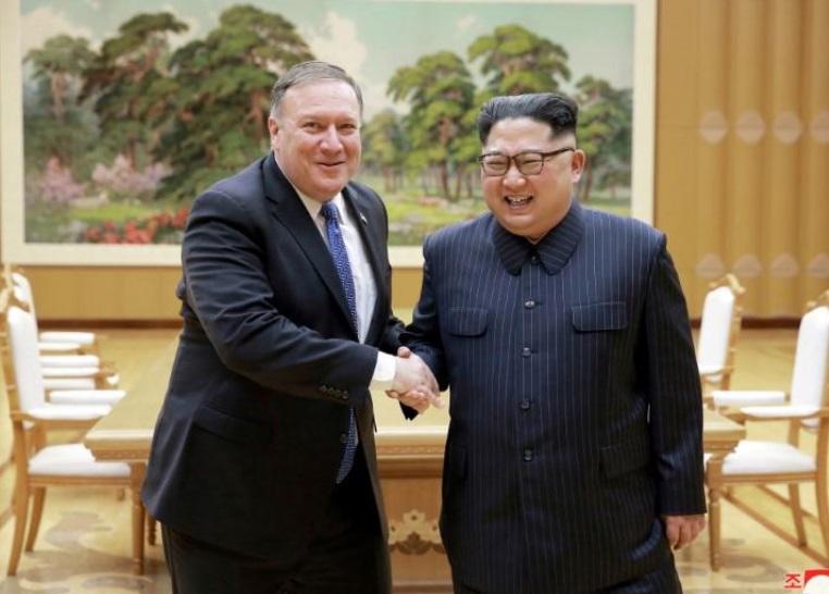 Ngoại trưởng Mike Pompeo: không áp đặt thời gian cho việc giải trừ nguyên tử Bắc Hàn