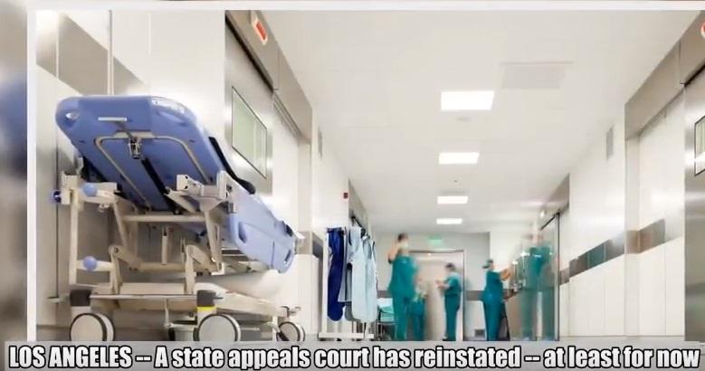 Tòa án California phục hồi phán quyết cho phép người bệnh nan y chấm dứt cuộc sống