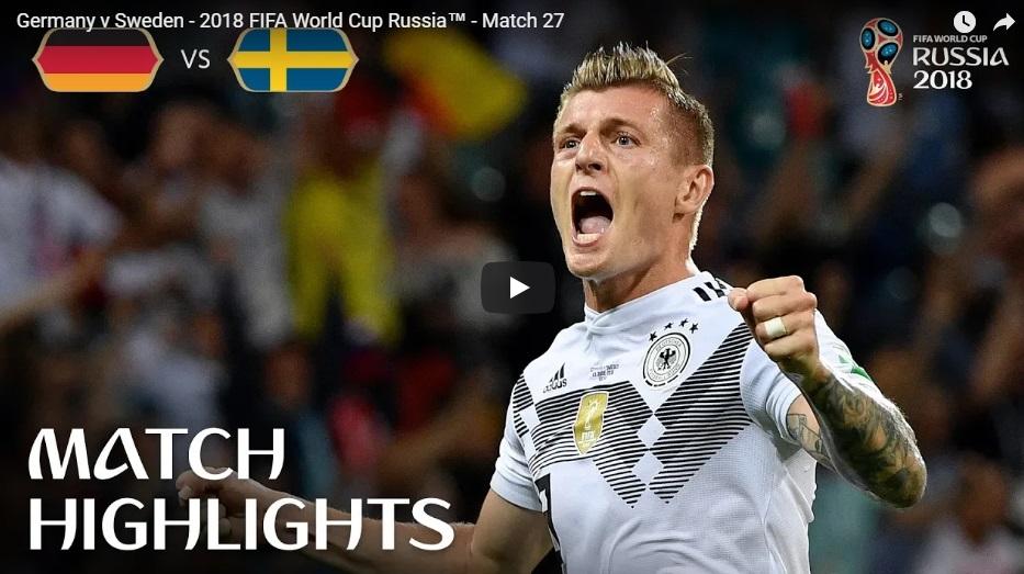 Tin nhanh World Cup 2018 ngày 23/06