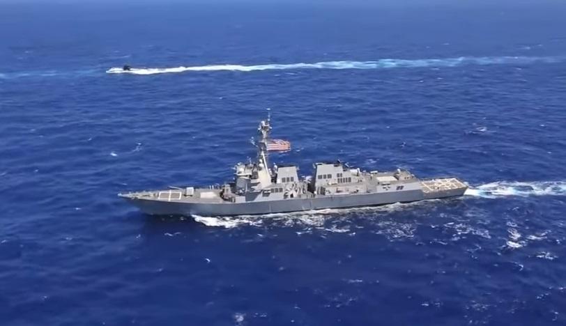 Việt Nam chỉ cử người, không đưa chiến hạm tham gia tập trận Rimpac