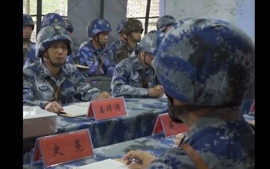 Tàu chiến Trung Cộng tập trận gần lãnh thổ Đài Loan