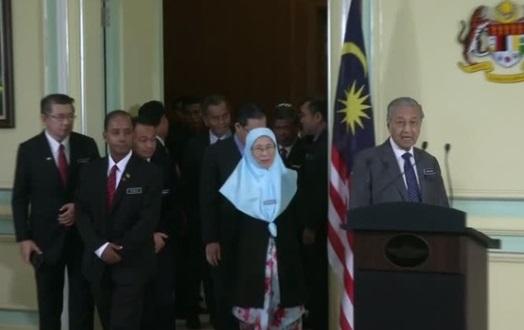Thủ tướng Malaysia lần đầu tiên lên tiếng về vấn đề Biển Đông