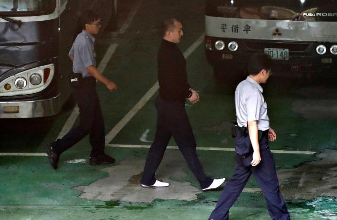 Đài Loan cáo buộc  thành viên đảng ủng hộ Trung Cộng vi phạm an ninh quốc gia
