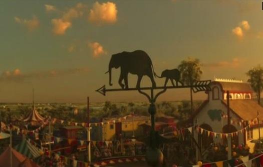 """Disney giới thiệu bộ phim về chú voi biết bay """"Dumbo"""" phiên bản người đóng"""