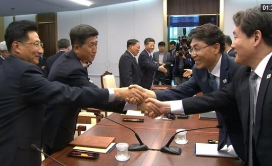 Nam – Bắc Hàn hội đàm về quân sự, nhân quyền và thể thao trong tháng 6