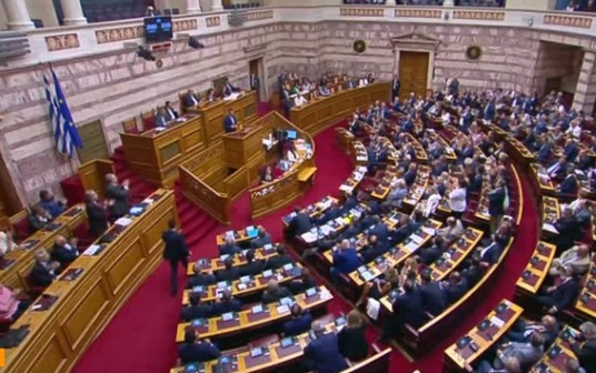 Thủ tướng Hy Lạp vượt qua cuộc bỏ phiếu bất tín nhiệm tại quốc hội