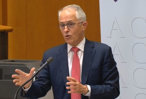 Trung Cộng kêu gọi Úc chấm dứt tâm lý chiến tranh lạnh