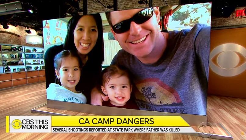 Nhiều vụ nổ súng từng xảy ra tại khu vực cắm trại Malibu Creek