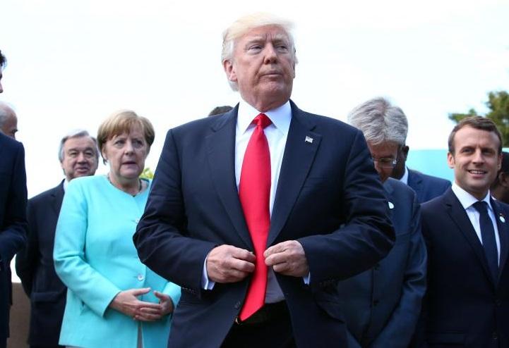 Bút chiến tin nhắn trước hội nghị G7 giữa 3 nhà lãnh đạo Hoa Kỳ, Canada Và Pháp