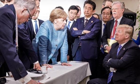 Tổng thống Trump kêu gọi để Nga quay lại G7, đổ lỗi cho Obama vụ Nga sát nhập Crimea
