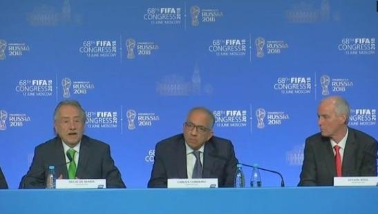 Hoa Kỳ, Mexico & Canada sẽ đồng tổ chức giải World Cup 2026