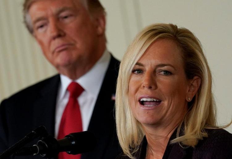 Bộ Trưởng Nội An Kirstjen Nielsen bị biểu tình khi đi ăn tối ở Washington D.C