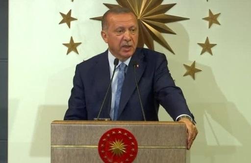 Tổng thống Erdogan thắng cử nhiệm kỳ thứ hai tại Thổ Nhĩ Kỳ