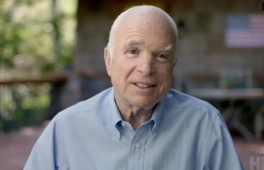 TNS John McCain chỉ trích tổng thống Trump vì các tuyên bố tại hội nghị G7
