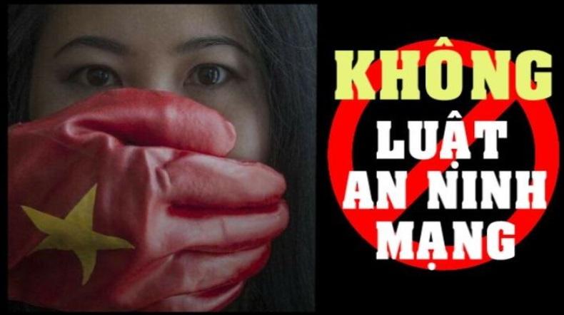 Đẩy lùi được dự luật đặc khu, người dân Việt Nam tiếp tục chống dự luật an ninh mạng
