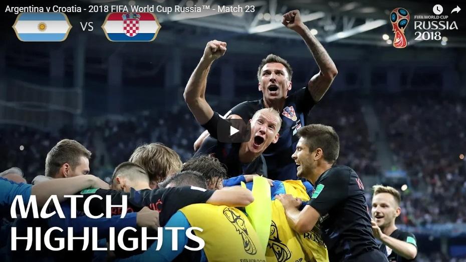 Tin nhanh World Cup 2018 ngày 21/06