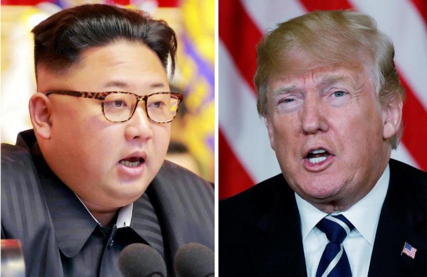Tổng thống Trump và chủ tịch Kim Jong Un sẵn sàng trước cuộc gặp lịch sử