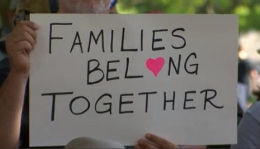1,995 trẻ em bị cô lập khỏi gia đình trong 6 tuần thực thi chính sách siết chặt di trú