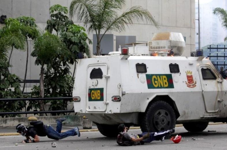 Liên Hiệp Quốc lên án việc giết chóc người biểu tình ở Venezuela