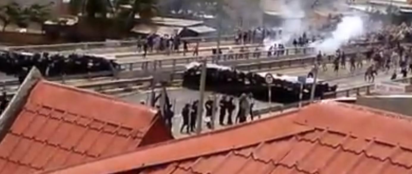 Phan Rí trở thành điểm nóng nhất trong các cuộc biểu tình chống luật đặc khu