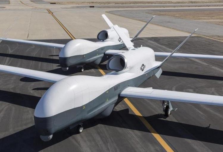 Úc mua máy bay không người lái để giám sát Biển Đông và Thái Bình Dương