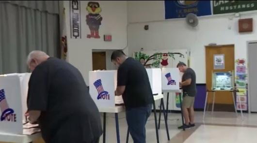 Bầu cử sơ bộ ở tiểu bang California và New Jersey sẽ quyết định kết quả bầu cử tháng 11