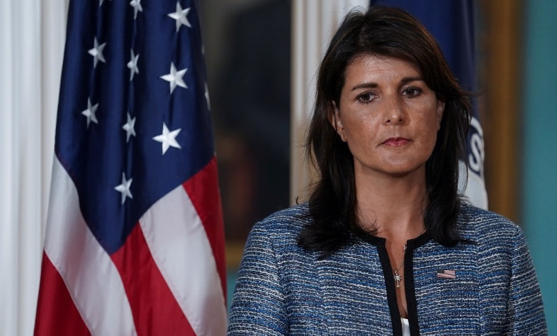Hoa Kỳ rời Hội Đồng Nhân Quyền Liên Hiệp Quốc, cho rằng hội đồng này có định kiến với Israel